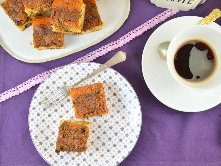 Kaffee-Blechkuchen