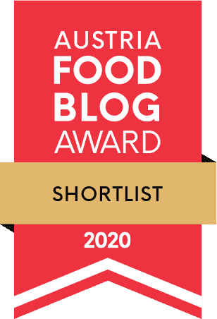 Ausria Food Blog Award 2020
